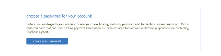 bluehost screenshot 5